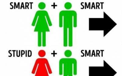 smart vs stupid Smart women/foolish choices: finding the right men avoiding the wrong ones (signet) [connell cowan, melvyn kinder] on amazoncom free shipping on qualifying offers.